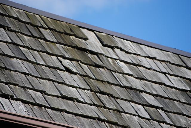 Scary roofs davinci roofscapes for Davinci shake roof reviews