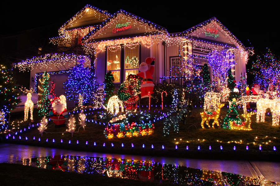 Guide to lighting your home for the holidays