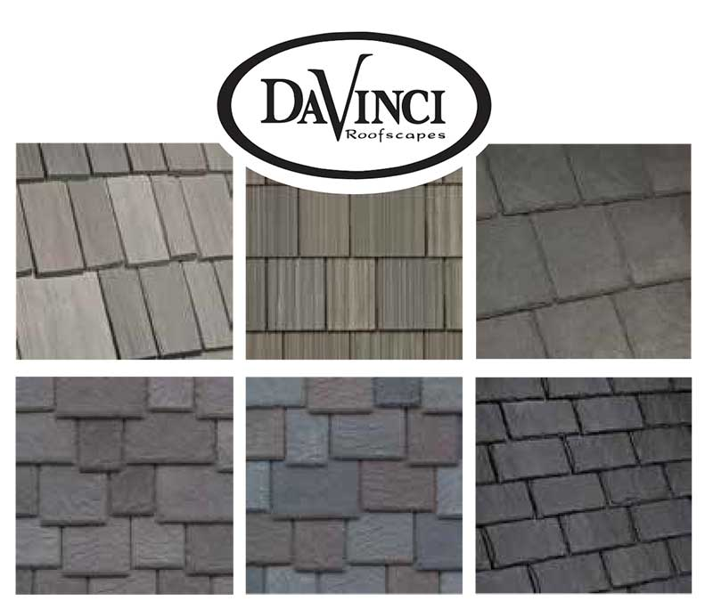polymer roof tiles - Gray Home 2015