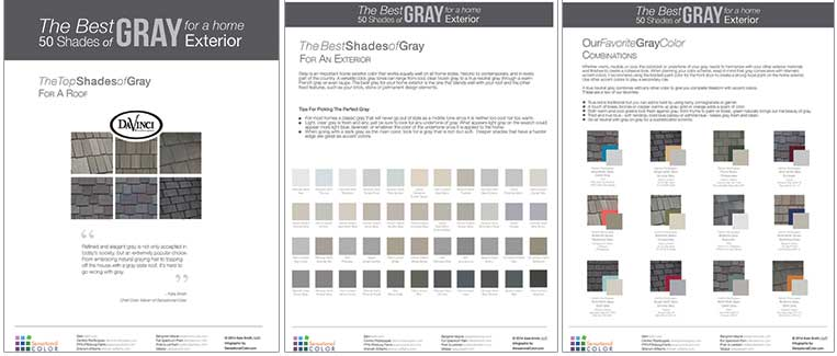 The Best 50 Shades Of Gray For A Home Exterior PDF