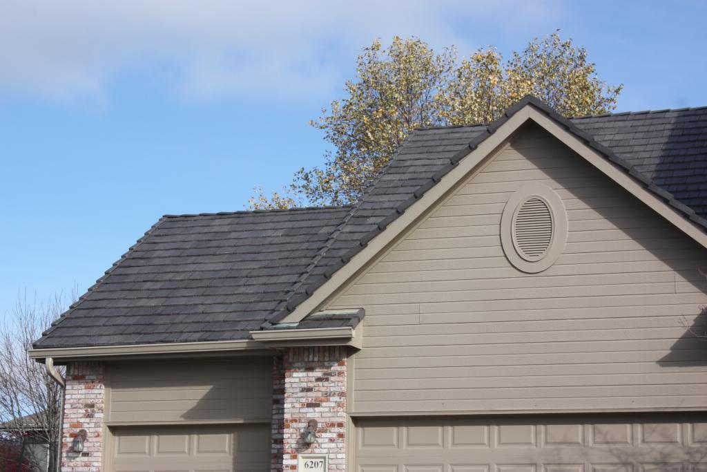 Polymer Shake Roof