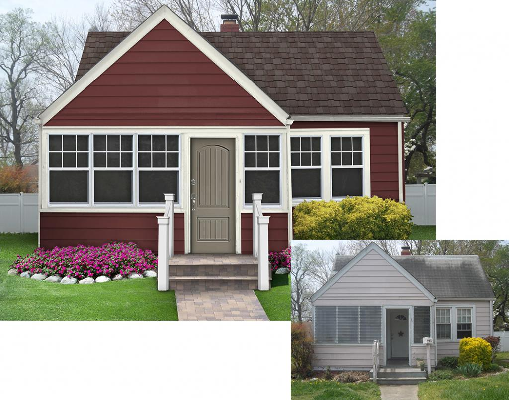 Contest Finalist Earns A Diploma And Home Exterior Makeover!