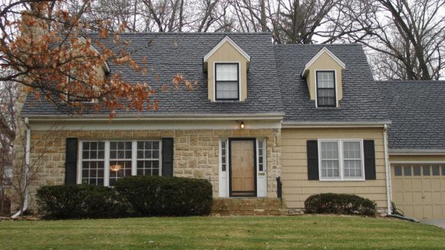 Slate Black luxury roof