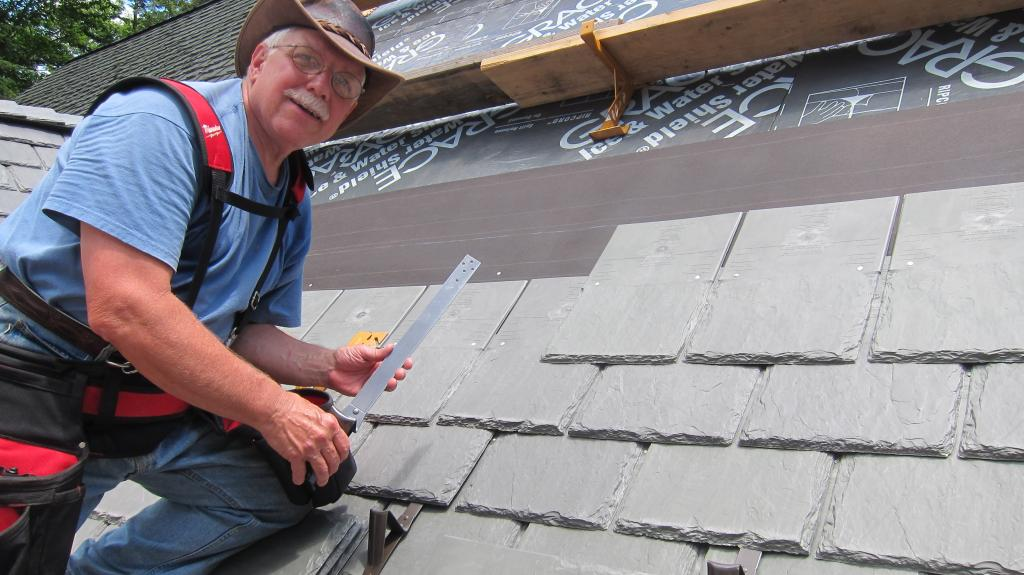 Roofing dreams do come true davinci roofscapes for Davinci roofscapes llc