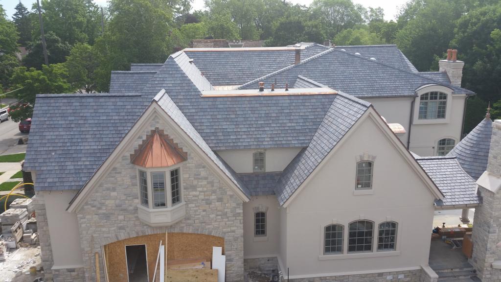 Featured project birmingham mi davinci roofscapes for Davinci roofscapes llc