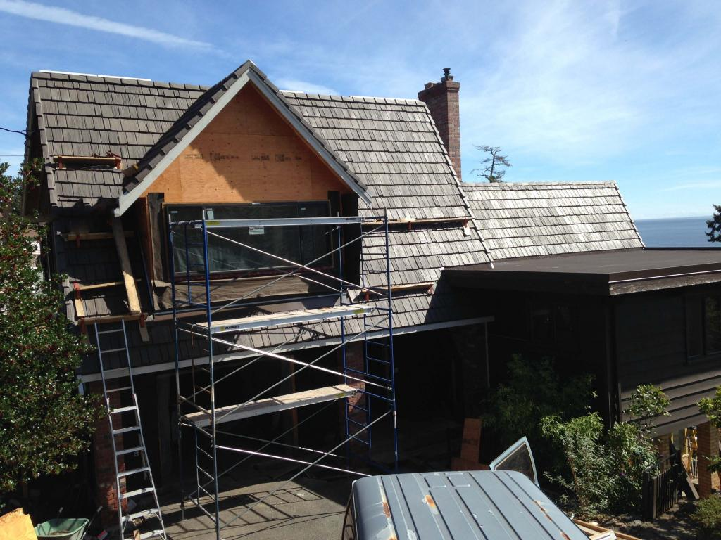 Featured project victoria bc davinci roofscapes for Davinci roofscapes llc