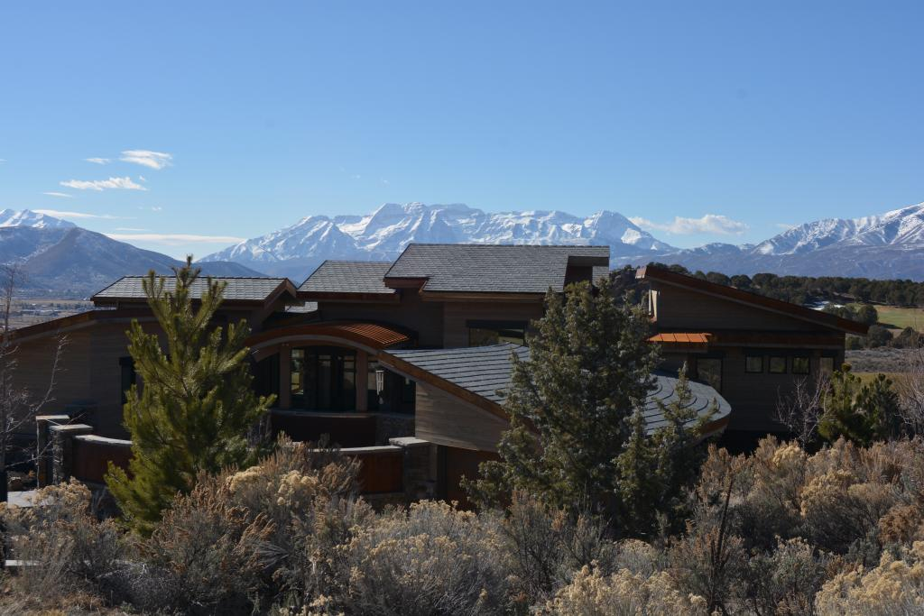 Designer relies on davinci roofscapes davinci roofscapes for Davinci roofscapes price