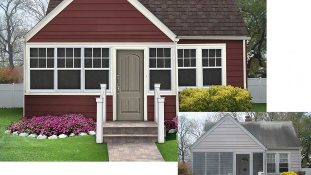 Best red for a home exterior