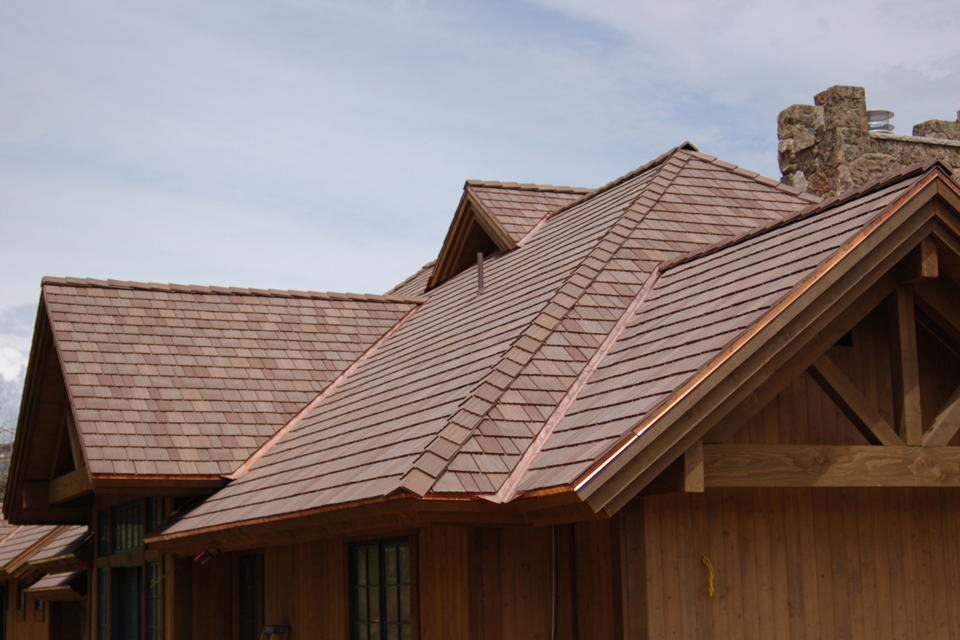 And the winner is davinci roofscapes for Davinci roofing