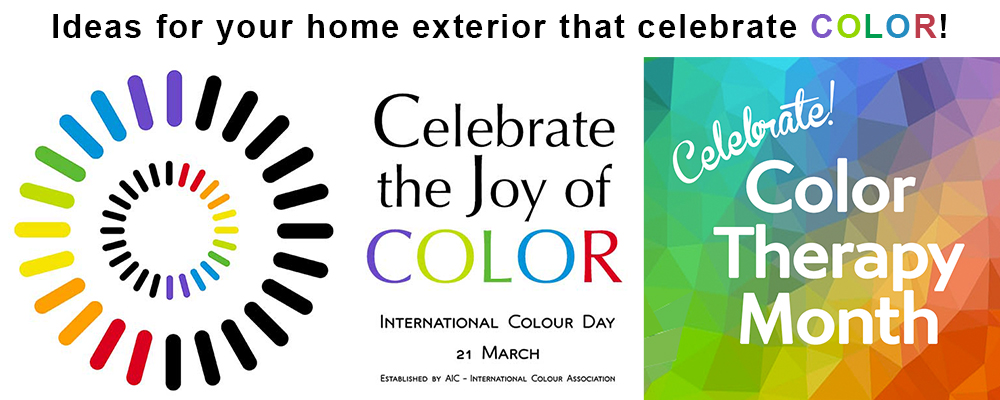 International Colour Day and Color Therapy Month