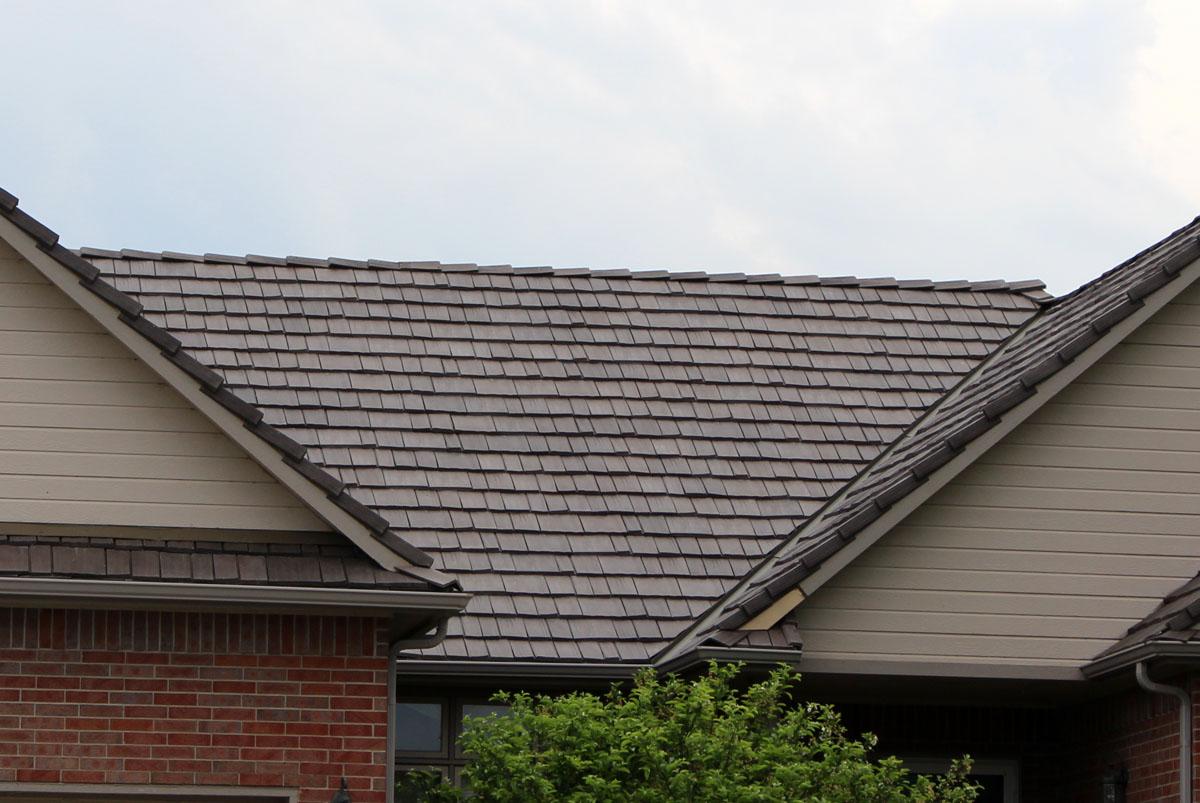 DaVinci Polymer Roof Tiles