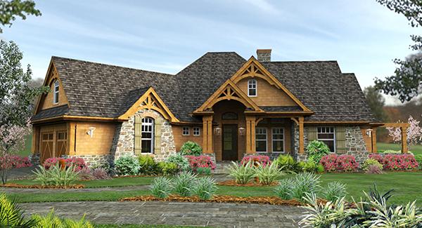 House Plan 1895 - L