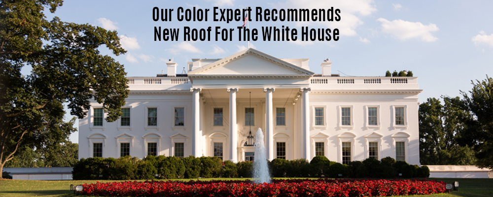 New Roof For The White House