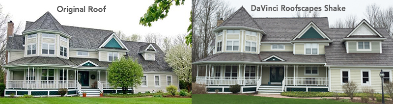 exterior makeover before and after