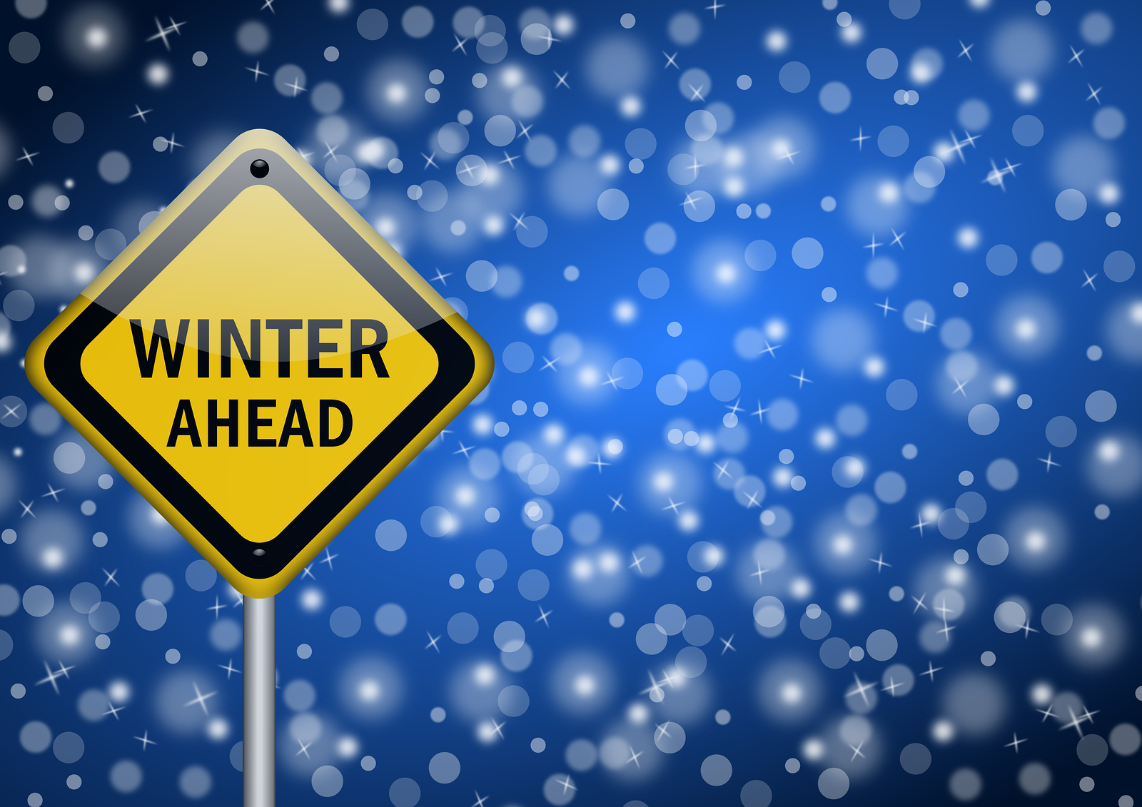 winter ahead graphic