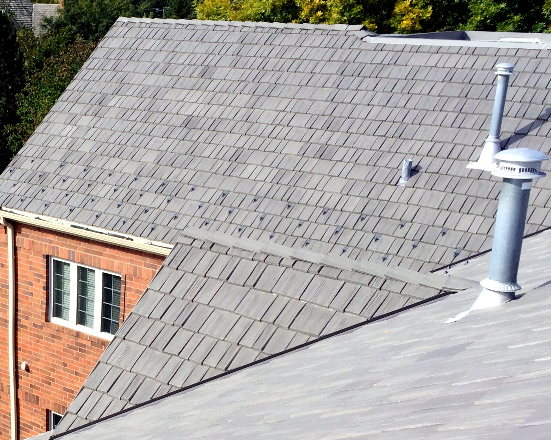 Tick Tock Real Cedar Shingles Wear Out Davinci Roofscapes