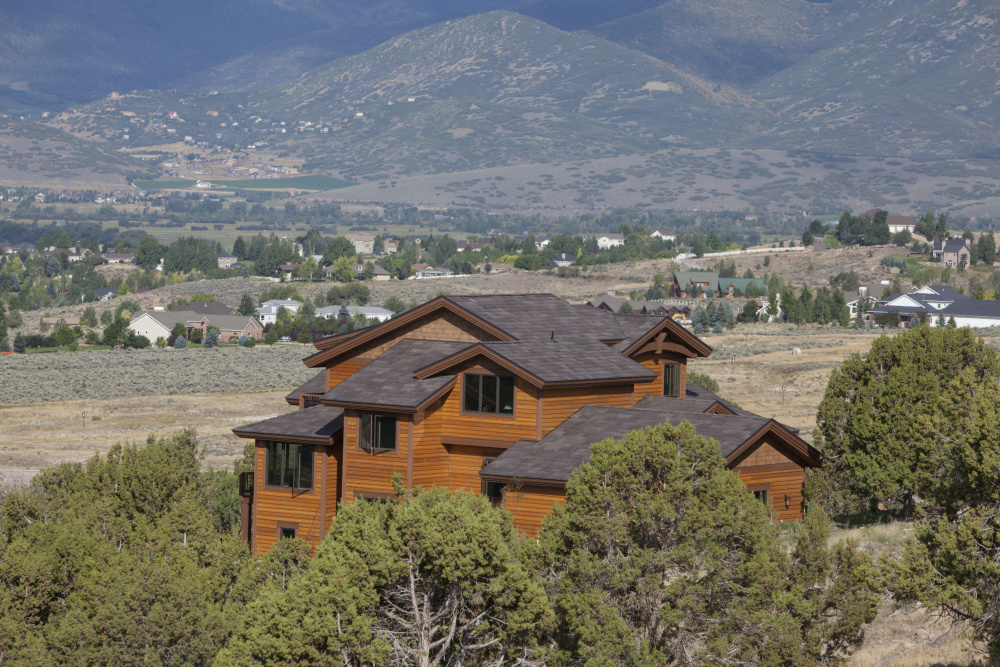 Heber valley a hot spot for davinci roofing davinci for Davinci roofscapes price