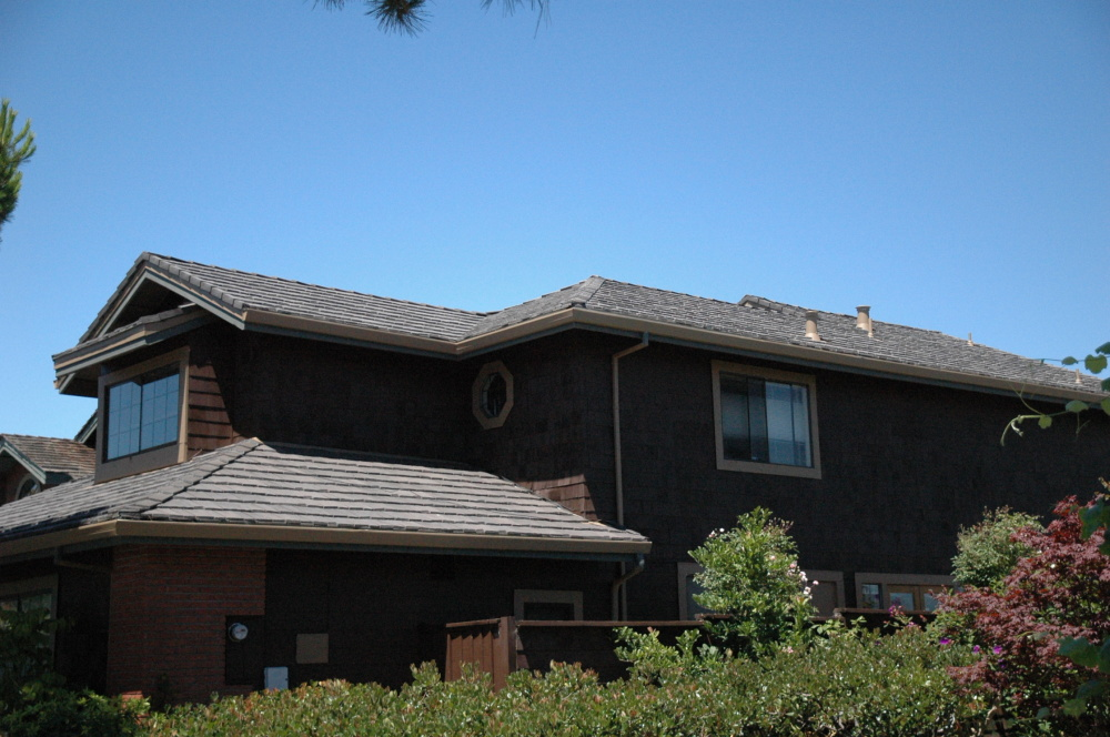 Class a fire rated roof