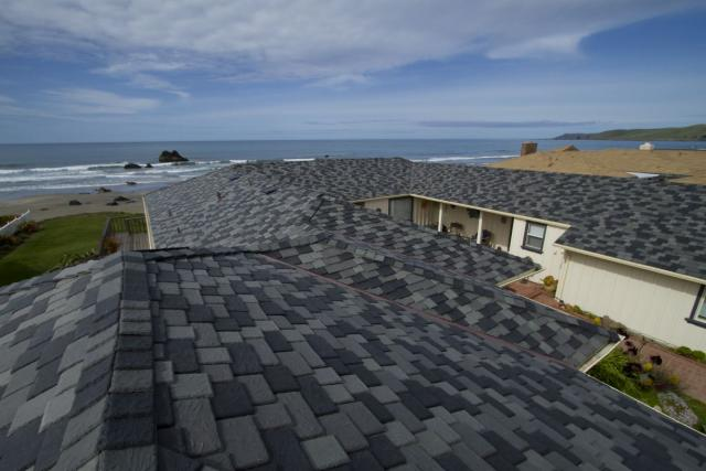 davinci blended roof colors in california