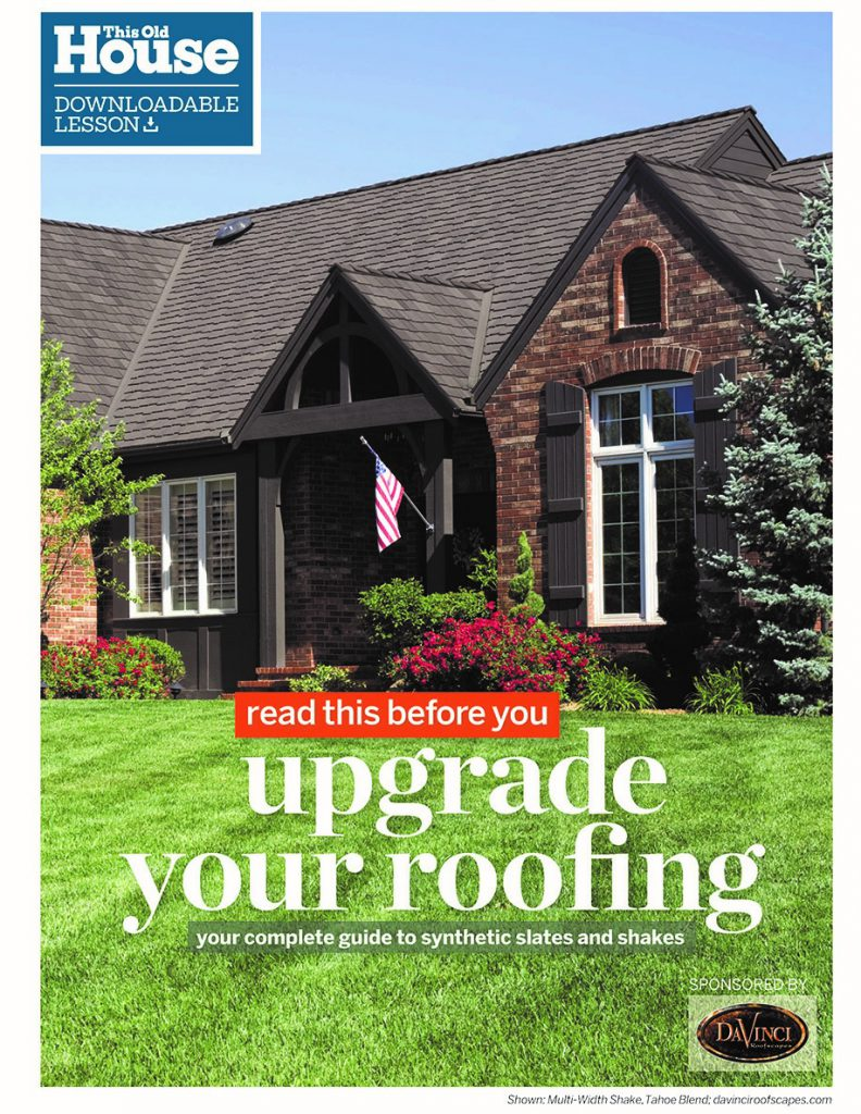 upgrade your roof today