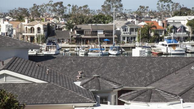shake tile roof