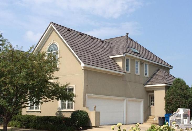durashield house roof davinci roofing