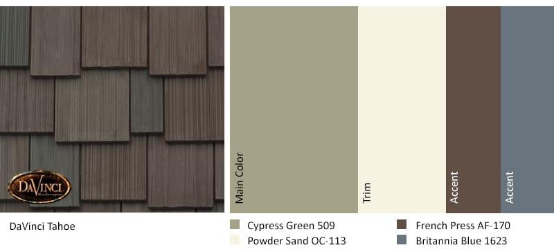 Tahoe Cypress Green