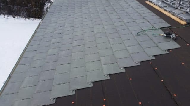 cold weather roofing