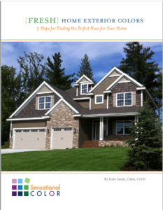 free ebook Home Exterior Color Schemes