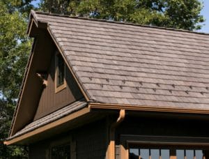 snow guard synthetic roofing
