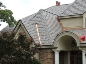 Synthetic Roofing Materials Final Touch Roofing