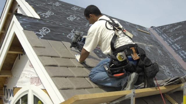 new roof professional remodeler