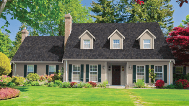 black oak exterior color schemes
