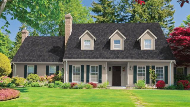 black oak exterior color schemes