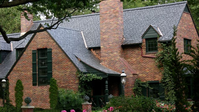 composite slate roofing synthetic slate tiles