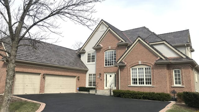 Contractor featured projects archives davinci roofscapes for Davinci shake roof reviews