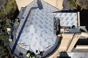 horn brothers roofing composite slate