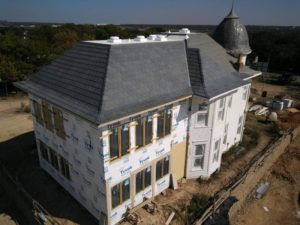 Synthetic Slate Roofing Materials fort worth