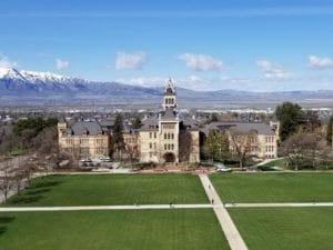Kendrick Brothers Roofing Utah State University