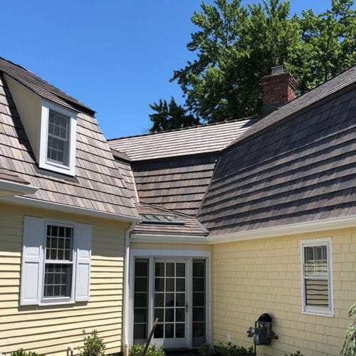 Residential Aged Cedar