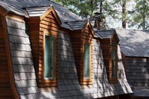 Composite shake roofing tiles cedar shake roof