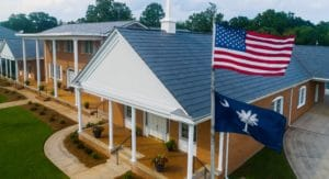 harley funeral home and crematory synthetic slate roof