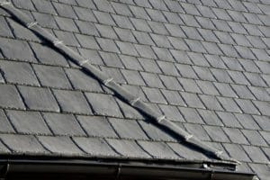 Rubber Slate Roof