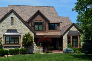 Roof projects 2013 roofing projects davinci roofscapes for Davinci bellaforte shake reviews