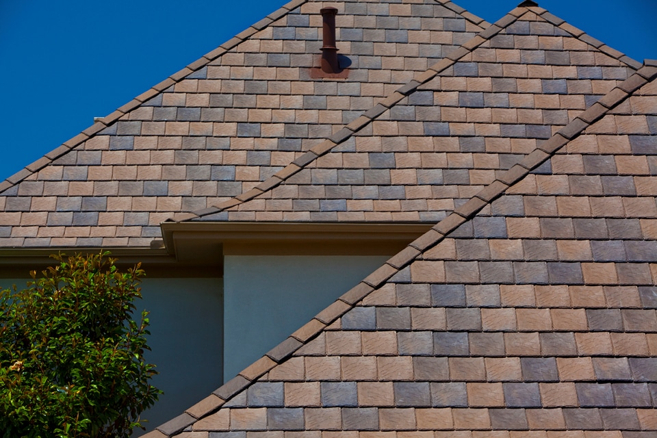 Canyon shake roof davinci roofscapes for Davinci roofscapes llc