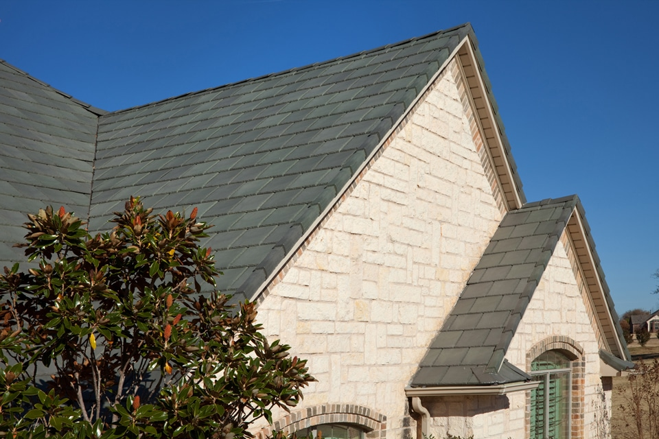 Evergreen shake roof davinci roofscapes for Davinci roofscapes llc