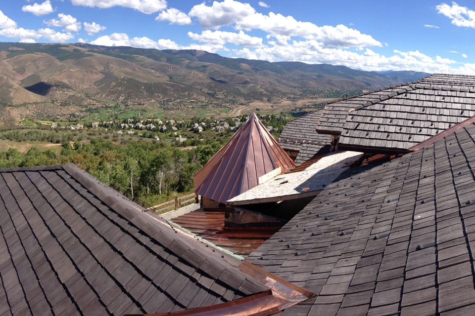 Mountain Shake Roof Davinci Roofscapes