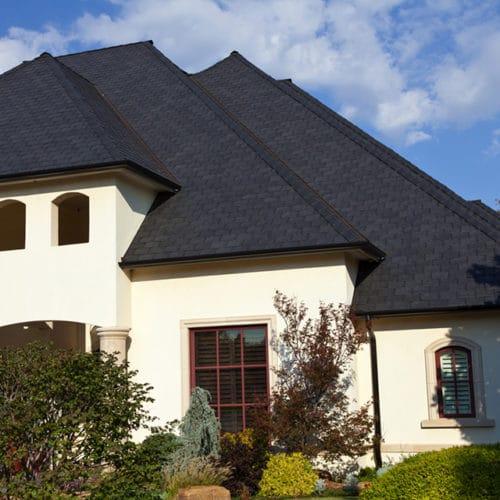 Residential Slate Black