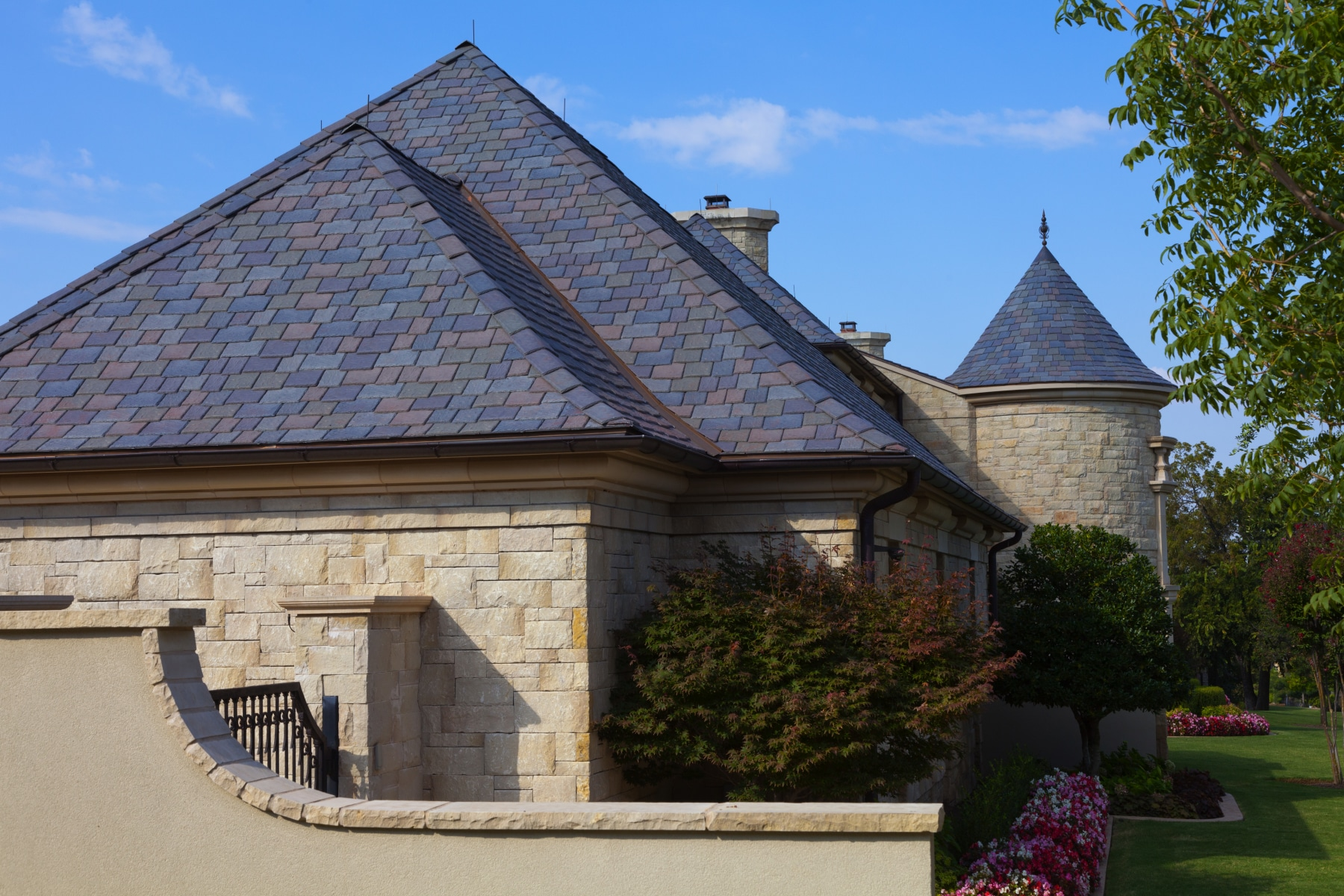 Aberdeen shake roof davinci roofscapes for Davinci roofscapes llc