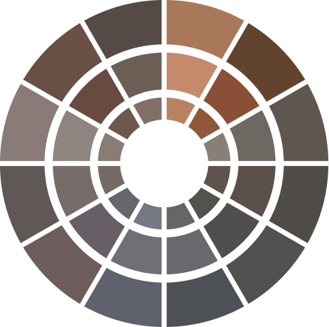 Color Wheel for HOA Approval